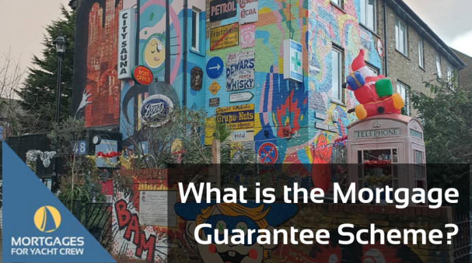 What is the Mortgage Guarantee Scheme?