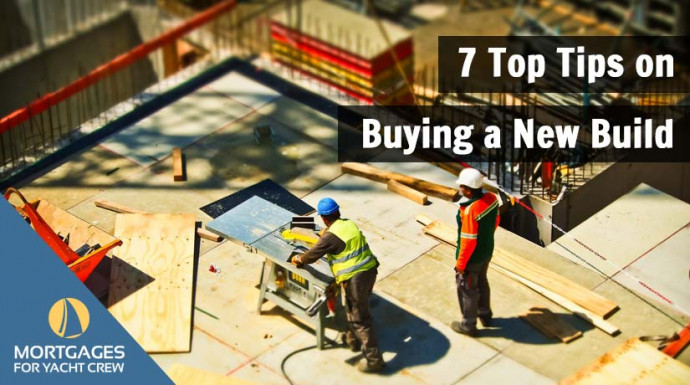 7 Top Tips on Buying a New Build