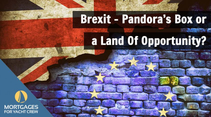 Brexit - Pandora's Box or Land Of Opportunity?