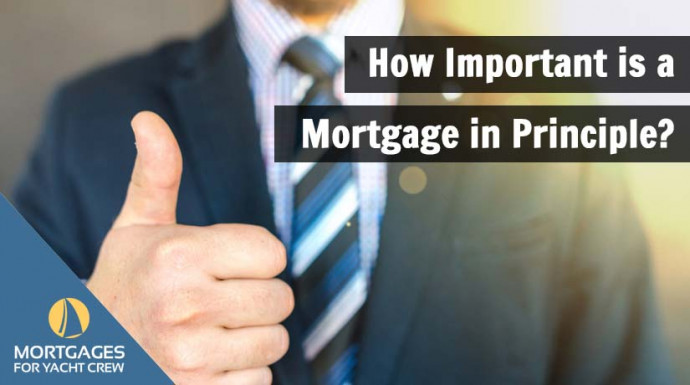 How Important is a Mortgage in Principle?