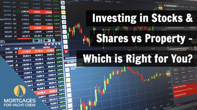 Investing in Stocks & Shares vs Property - Which is Right for You?