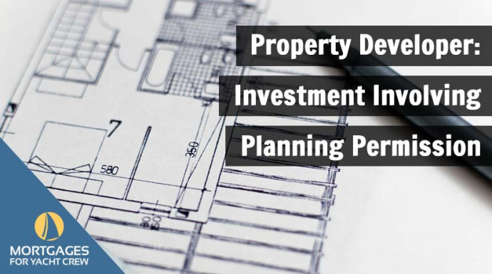 Property Developer: Investment Involving Planning Permission