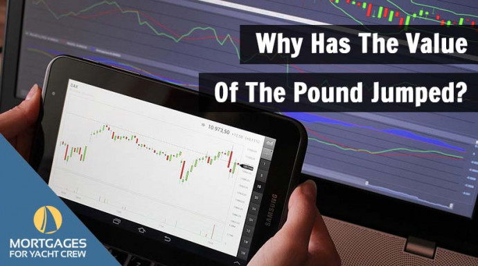 Why Has The Value Of The Pound Jumped?