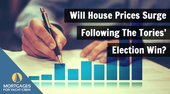 Will House Prices Surge Following The Tories' Election Win?