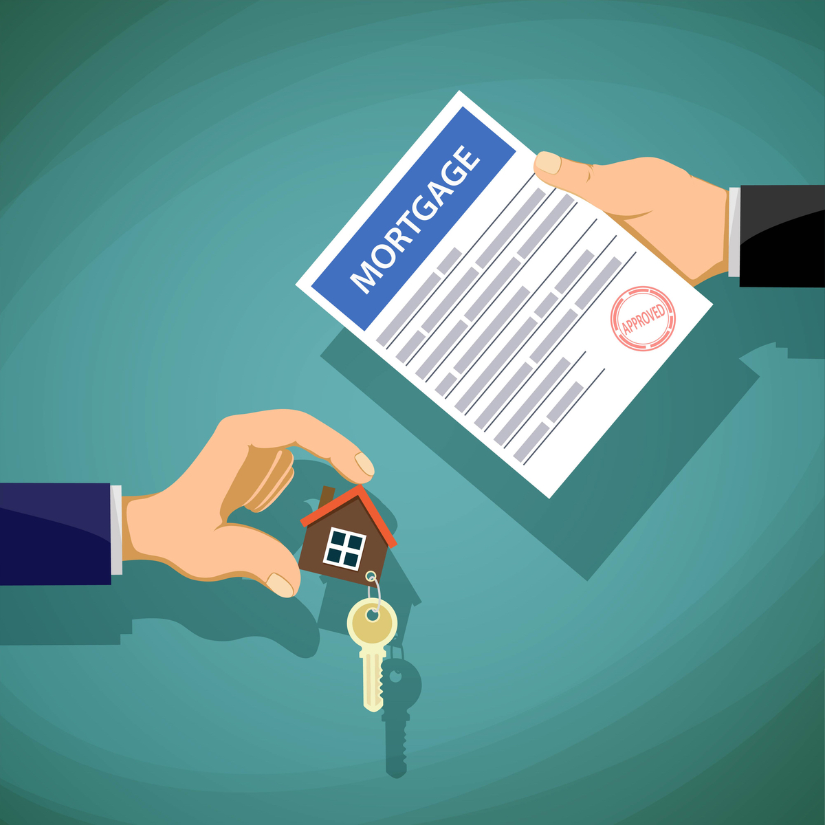 Five Point Guide to a Successful Mortgage Application