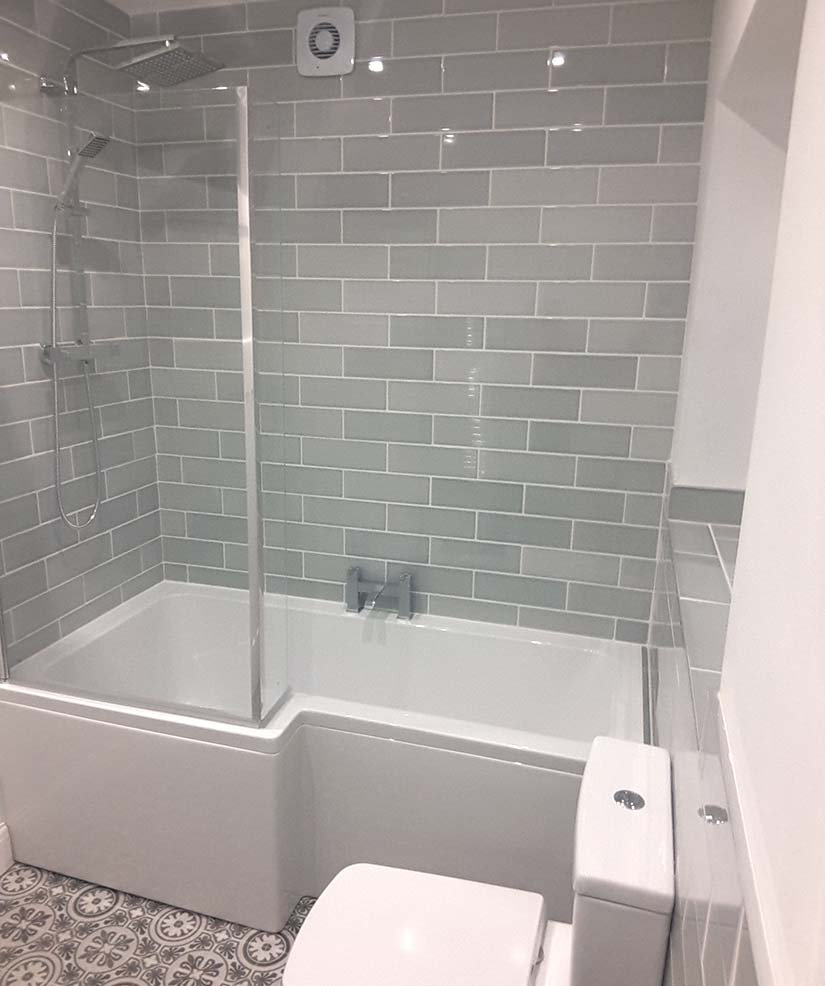 Welsdene Road Bathroom