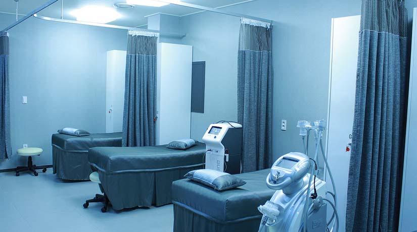 Hospital Cubicles