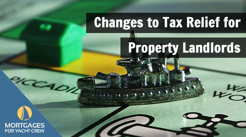 Changes to Tax Relief for Property Landlords