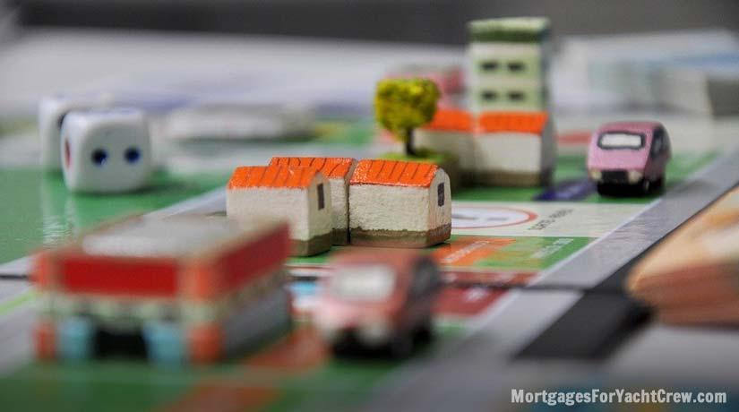Model of Busy Street
