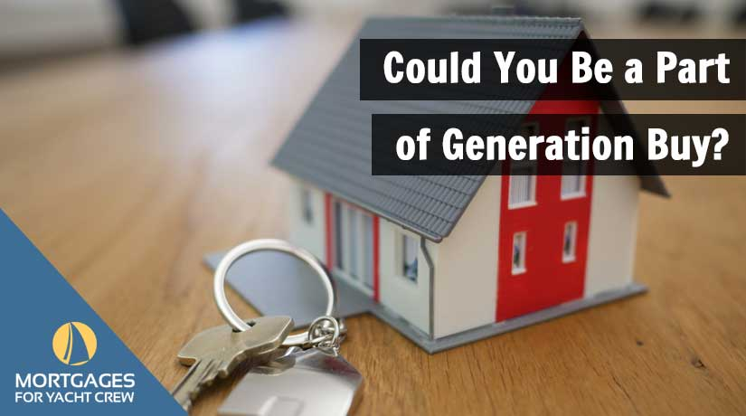 Could You Be Part Of Generation Buy?